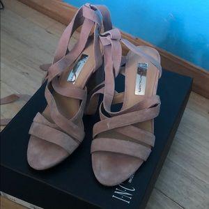 I.N.C lace up sandal
